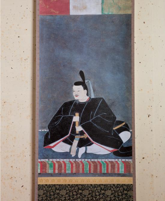 前田利常公肖像 江戸時代前期(1640年)